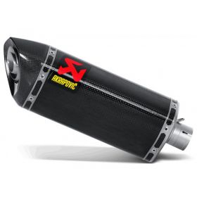 PÔ AKRAPOVIC FULL CARBON R3